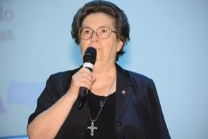 A presidente da Congregação de Nossa Senhora apresentou aos educadores o novo Mapa Estratégico da Rede de Educação Notre Dame