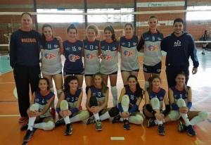 Equipe Infantil conquistou o quarto lugar, na Copa Claudio Braga