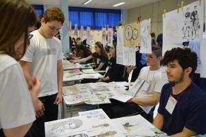 Concurso de Ilustração - Colégio Notre Dame (29)