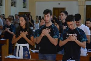 Ação de Graças pela conclusão do Ensino Médio - Colégio Notre Dame (31)