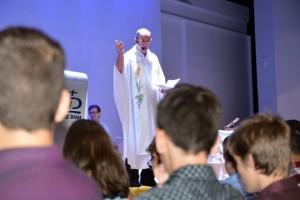 Colégio Notre Dame_Celebração em Ação de Graças - Conclusão do Ensino Fundamental  (7)
