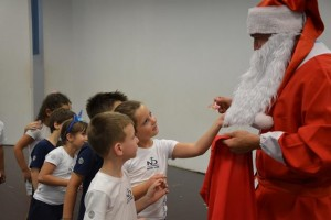 Visita do Papai Noel - Colégio Notre Dame (48)
