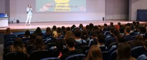 Palestra - Dia do Estudante Secundarista